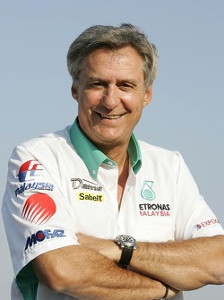 DAMS boss Jean-Paul Driot