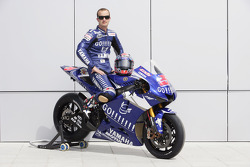 Gauloises Yamaha Team photoshoot: Colin Edwards