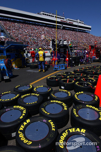 Martinsville tire supply