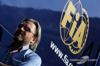 FIA's Richard Woods