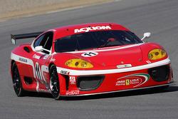 #11 JMB Racing USA Ferrari 360 Challenge: Matt Plumb, Constantino Bertuzzi