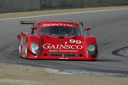#99 Gainsco/ Blackhawk Racing Pontiac Riley: Bob Stallings, Alex Gurney