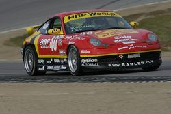 #40 Team Sahlen Porsche 996: Joe Nonnamaker, Wayne Nonnamaker