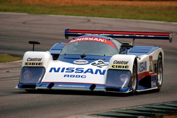 Bill Eichengrun Nissan R88C