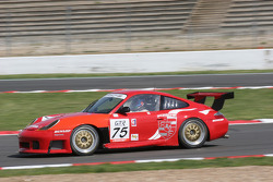 #75 Ian Khan Porsche 996 GT3 RS: Nigel Smith, Ian Khan