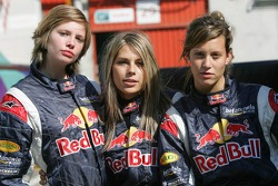 Red Bull Racing girls