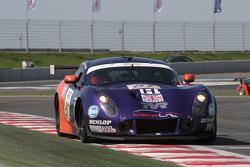 #81 Team LNT TVR T400R: Warren Hughes, Patrick Pearce