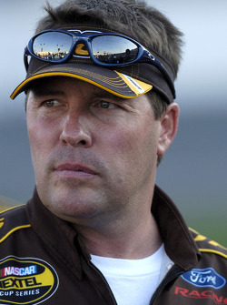 Billy Wilburn, interim crew chief for Dale Jarrett