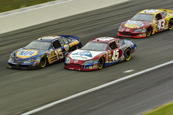 Jeff Green, Michael Waltrip and Kyle Petty