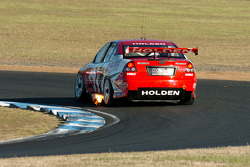 Garth Tander rounds Turn 2