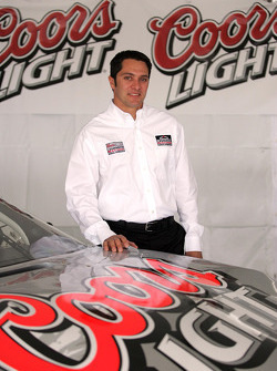 David Stremme is announced as the new driver for the Chip Ganassi Racing #41 Dodge