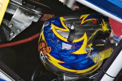 Kyle Busch's helmet