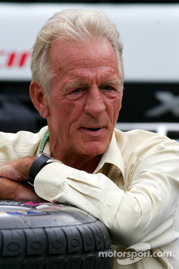 John Button, father of Jenson
