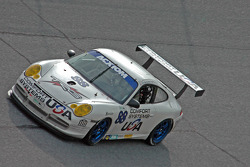 #88 TRG Porsche GT3 Cup: Steve Johnson, Robert Nearn