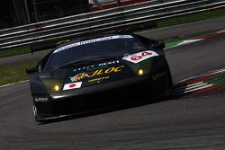 #64 JLOC Lamborghini Murcielago R-GT: Peter Kox, Norman Simon
