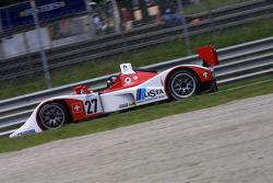 #27 Horag Lista Racing Lola B05/40-Judd: Fredy Lienhard, Didier Theys