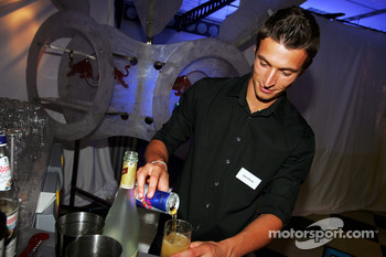 Red Bull Petit Prix in Manheim: drinks