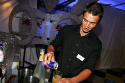 Red Bull Petit Prix in Manheim: drinks