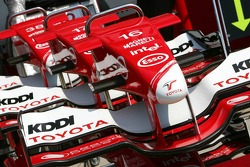 Toyota nose cones
