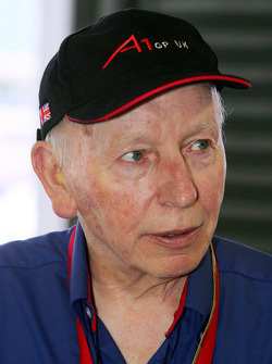 John Surtees, A1 Team Great Britain Chairman