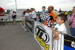 Fans at RC challenge