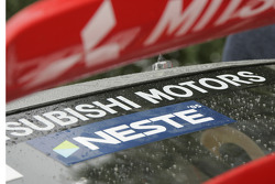 A rally plate