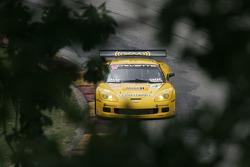 #4 Corvette Racing Corvette C6-R: Oliver Gavin, Olivier Beretta