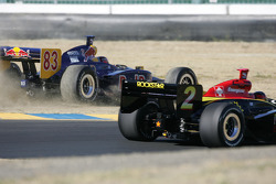 Patrick Carpentier goes off roading