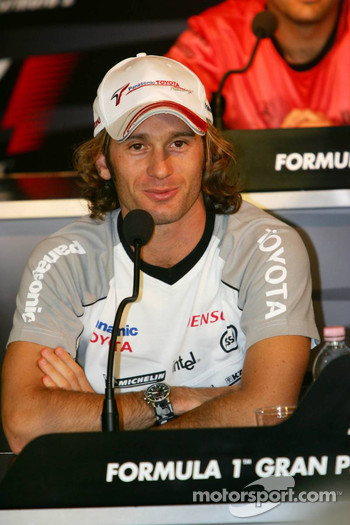 FIA Thursday press conference: Jarno Trulli