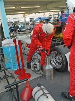 Target fuel team
