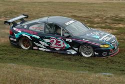 #23 Horizon Motorsports LLC Pontiac GTO: Kris Szekeres, Kurt Roehrig