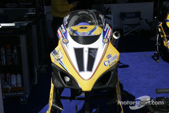 Bike of Troy Corser