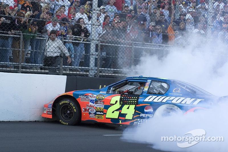 2005, Martinsville 2: Jeff Gordon (Hendrick-Chevrolet)