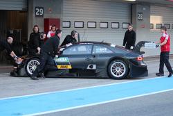 Audi March testing