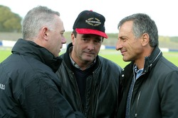 Nigel Mansell and Riccardo Patrese