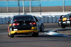 #98 Stewart Motorsports Acura TRX: Matt Plumb, Tom Stewart, #41 Team Sahlen Dodge SRT4: Joe Nonnamaker, Will Nonnamaker