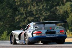#71 Carsport America Dodge Viper: Tom Weickardt, Michele Rugolo, Jean-Philippe Belloc
