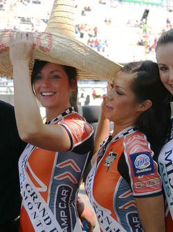 Champ Car girls