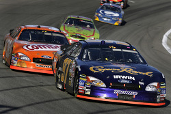 Kurt Busch leads Elliott Sadler