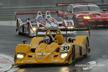#39 Chamberlain-Synergy Motorsport Lola - AER: Guy Smith, Gareth Evans, Peter Owen