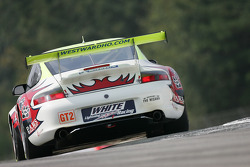 #31 Petersen Motorsports/White Lightning Racing Porsche 911 GT3 RSR: Craig Stanton, Patrick Long, Jorg Bergmeister