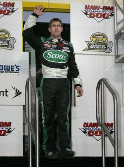 Drivers presentation: Carl Edwards