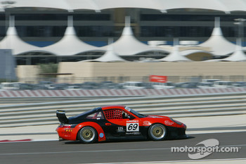 #69 Proton Competition Porsche 996 GT3-RS: Gerold Ried, Jaber Bin Ali Al Khalifa