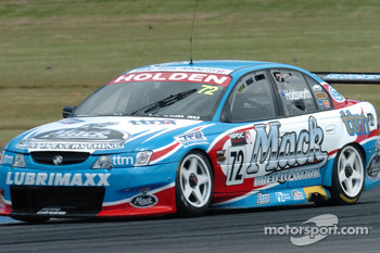 Lee Holdsworth looking for a top 5 finish