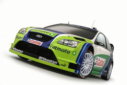 Ford Focus RS WRC 06 presentation