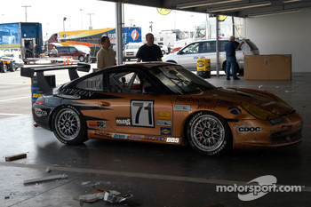 #71 Farnbacher Racing USA Porsche GT3 Cup: Wolf Henzler, Dominik Farnbacher, Shawn Price, Pierre Ehret