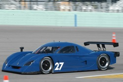 #27 Finlay Motorsports Ford Crawford: Rob Finlay, Michael Valiante