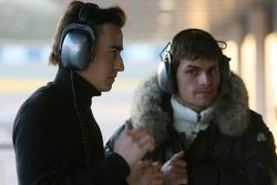 Roman Rusinov and Fabrizio Del Monte