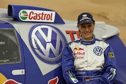 Volkswagen Motorsport: Jutta Kleinschmidt