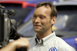 Volkswagen Motorsport: Volkswagen Motorsport director Kris Nissen